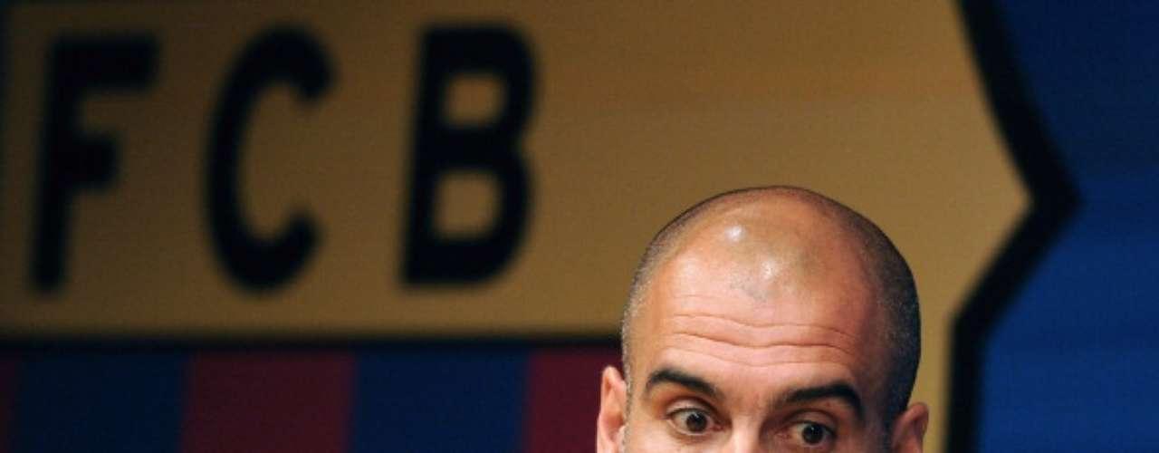 En la última temporada (2011-2012), el Madrid venció 2-1 en el Camp Nou al Barcelona. Guardiola felicitó públicamente al cuadro 'blanco', virtual campeón de liga, aunquesemanas después señaló que hubo \