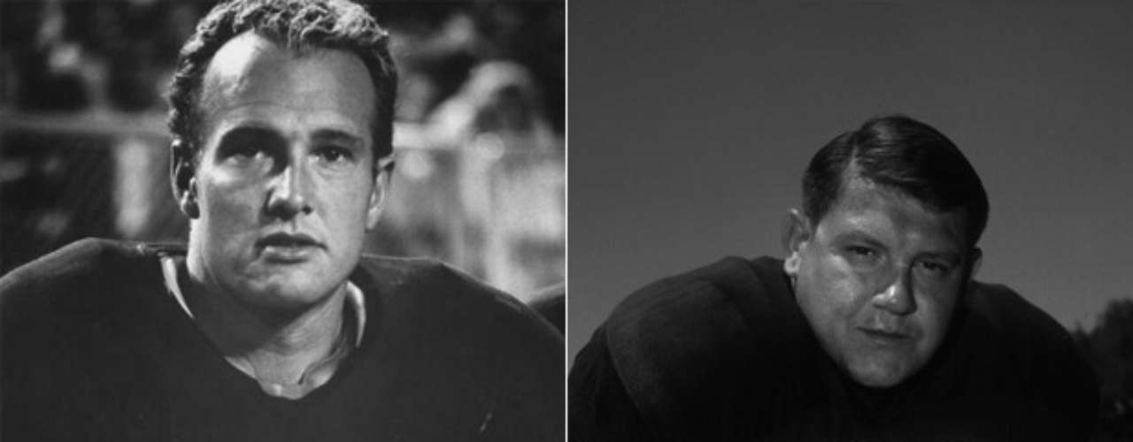 Betting: Packers halfback Paul Hornung, MVP of the league in 1961, and Lions tackle Alex Karras, were supended for the whole 1963 season by commissioner Pete Rozelle after it was discovered they were betting on NFL games. Hornung apologized: \