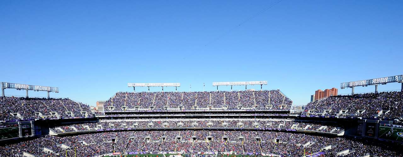 In Baltimore, the games will be played in the home of the Ravens at M &T Bank Stadium.