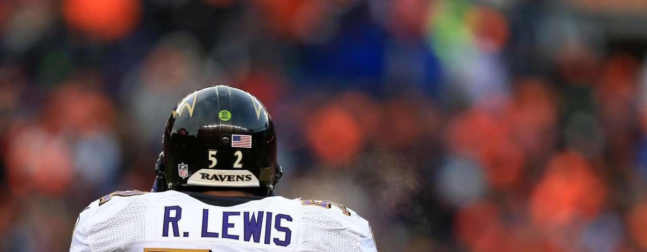 Ray Lewis indudablemnte será un futuro miembro del Salón de la Fama, su nombre será recordado como uno de los más grandes jugadores defensivos de todos los tiempos.
