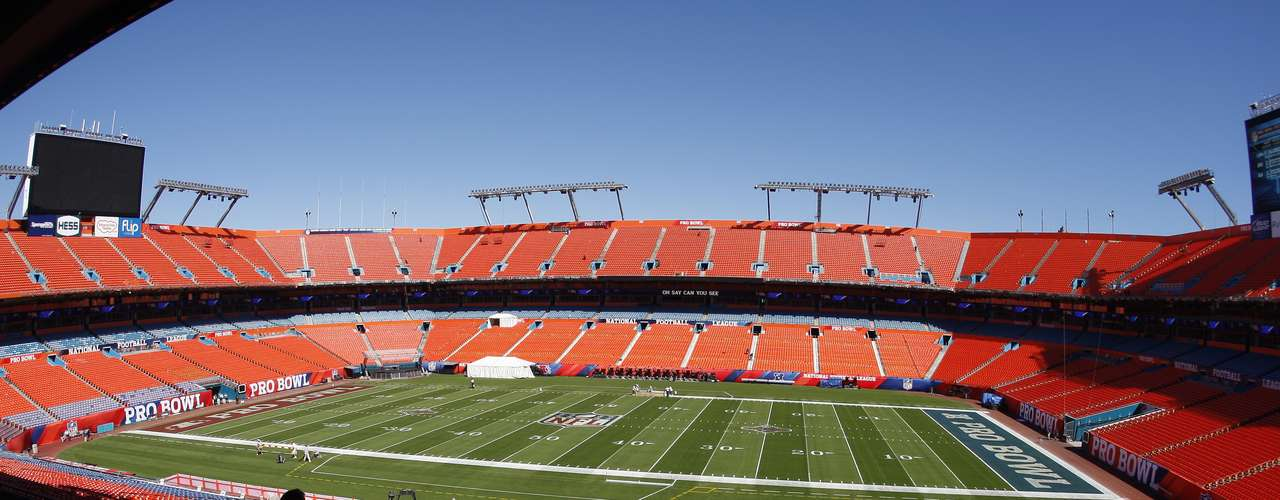 Sun Life Stadium continues its commitment to expanding soccer in the city by hosting Gold Cup games.