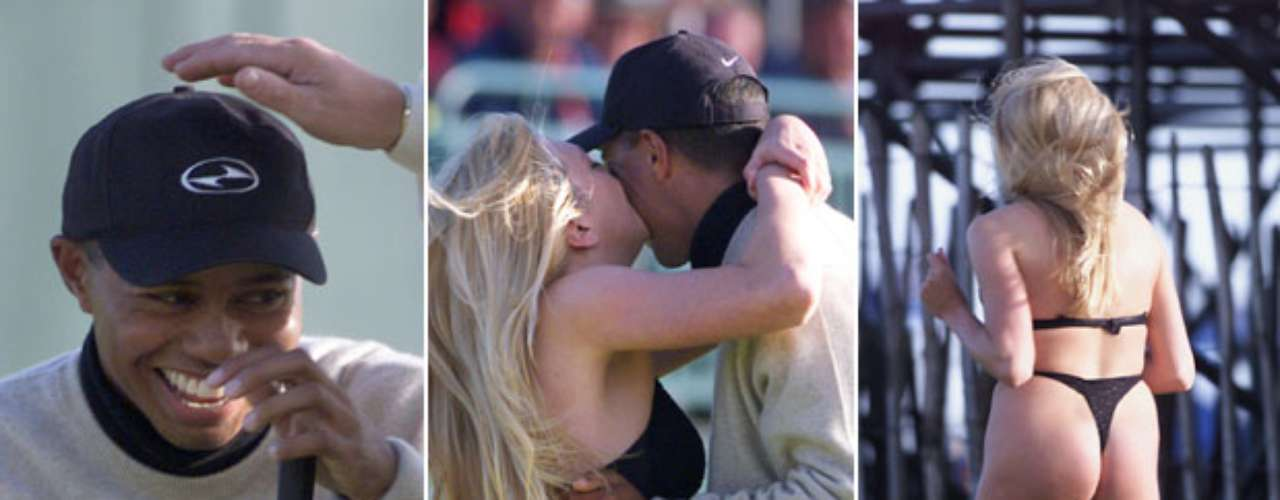 Tiger Woods: Being a Lothario comes with its downside, as one of the biggest sports celebrities in the world found out when his philandering ways caught up with him and led him to a quintuple bogey, so to speak. Woods variety of dalliances led to his divorce from Elin Nordegren.