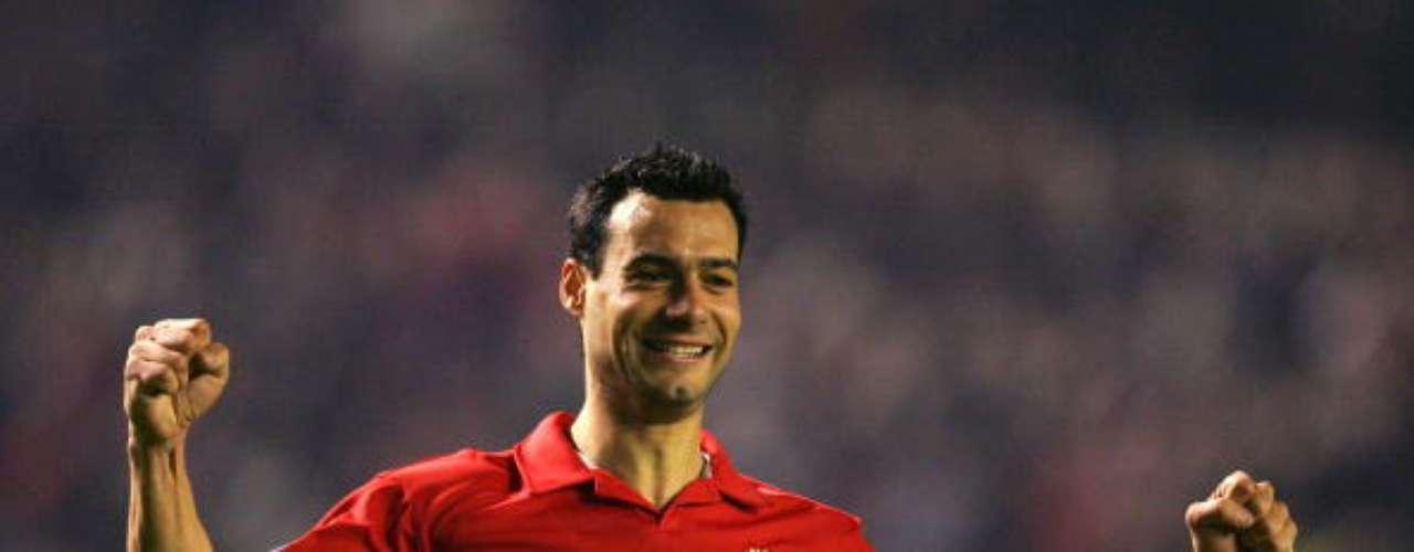 César Cruchaga, excapitán de Osasuna: \