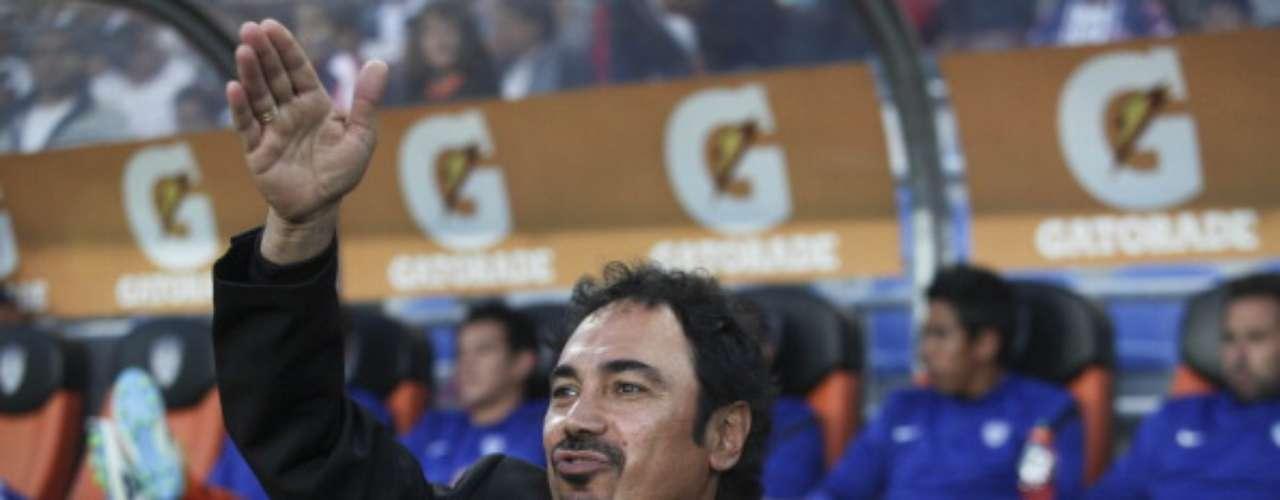 Hugo Sánchez, extécnico de Pachuca: \