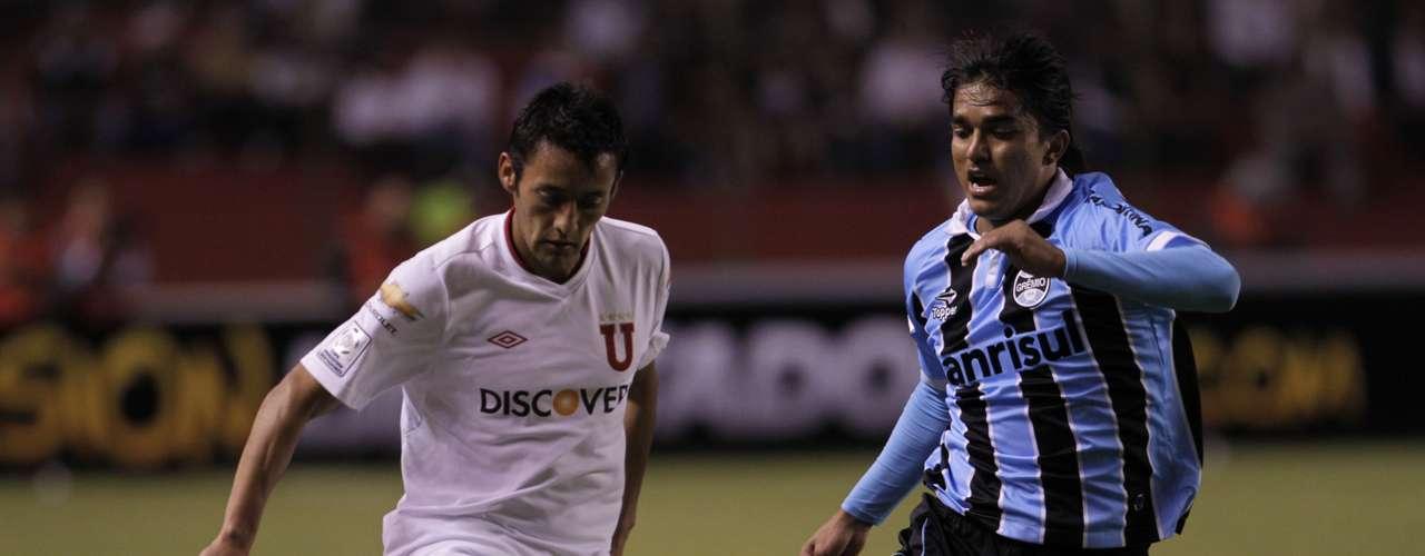 El conjunto quiteño alcanzó la victoria gracias a un gol de Carlos Feraud, el cual se registró a los 76 minutos y bajo dominio del visitante. El ecuatoriano pudo encajar en el tercer intento de la misma acción generada por un envío cruzado desde el costado zurdo por Carlos Arboleda.