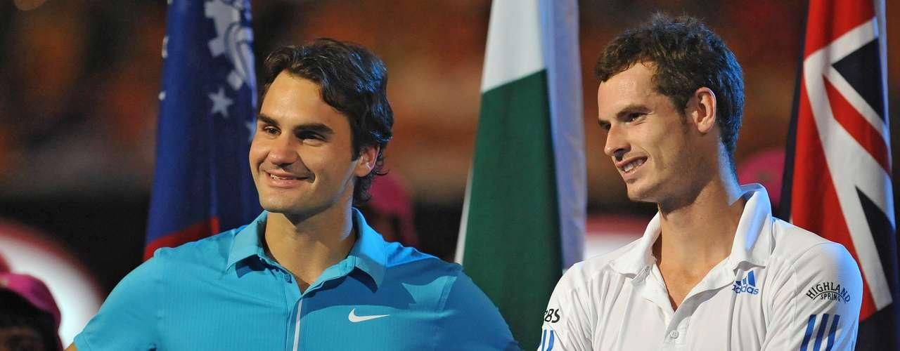 Cuando ambos tenistas europeos salten a la Rod Laver Arena reeditarán el partido del 2010 cuando se enfrentaron por el título en el Abierto de Australia y en aquella ocasión el trofeo de campeón se fue a Suiza.