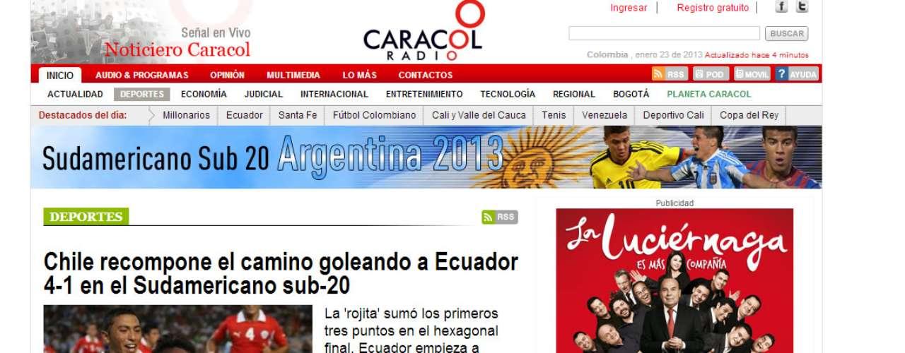 CARACOL DE COLOMBIA