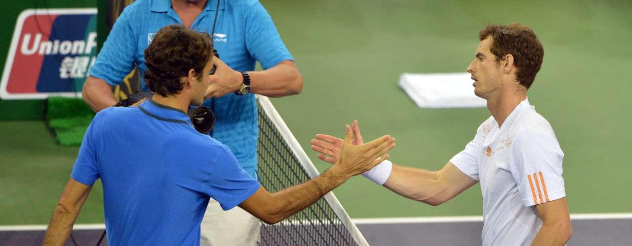 Uno de los Masters con mayor apoyo de la afición es el de Shanghái y en 2012 Roger pasó a la final a costa de Murray.
