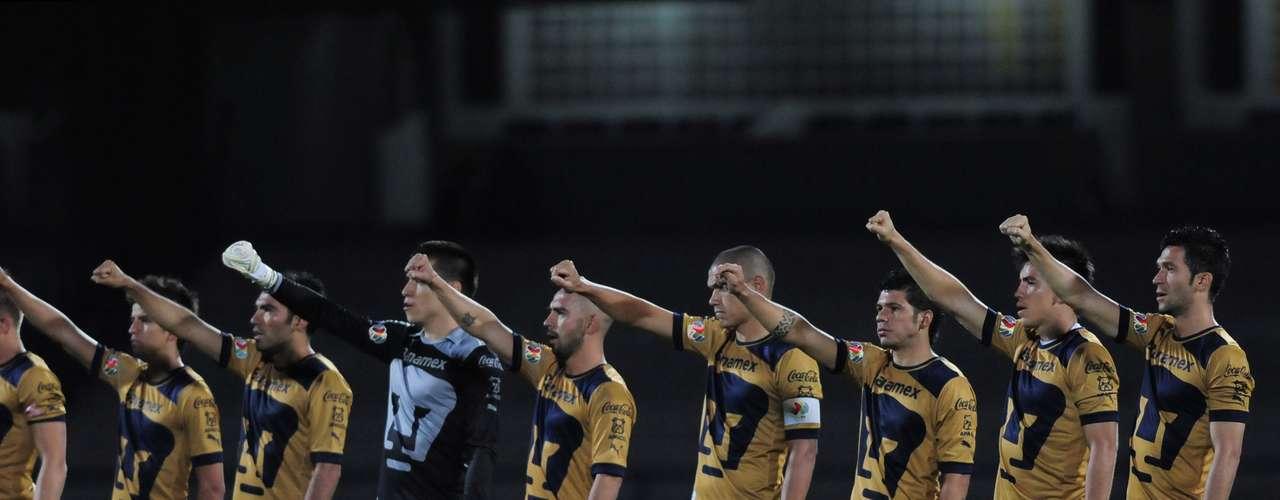 La escuadra de la UNAM se tomó con toda seriedad la Copa, sobre todo porque se trataba de su partido mil y terminó goleando 5-0 a Mérida.