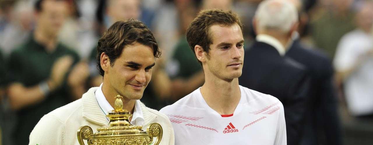 Murray piensa en la final de Wimbledon y no quiere volver a tener el mismo final a la hora de enfrentar a Roger en la Rod Laver Arena por un pase a la final de Melbourne.