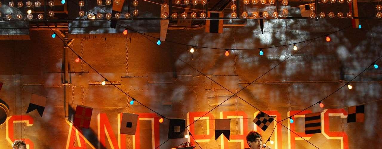Grizzly Bear repite su actuación el Festival Coachella, como lo hizo en 2010, y llegará a este escenario para interpretar sus éxitos.