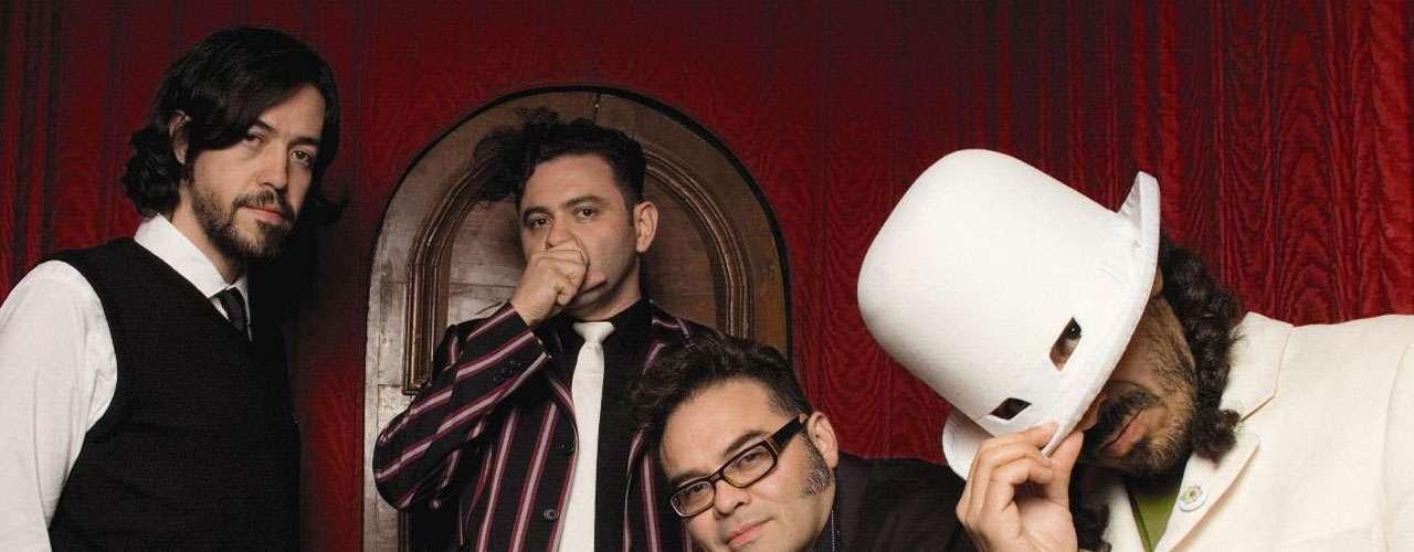 Café Tacvba es una de las bandas mexicanas que este año sonarán en el Festival Coachella, escenario en el que presentarán una retrospectiva de sus éxitos y temas de su nuevo álbum 'El Objeto Antes Llamado Disco'.