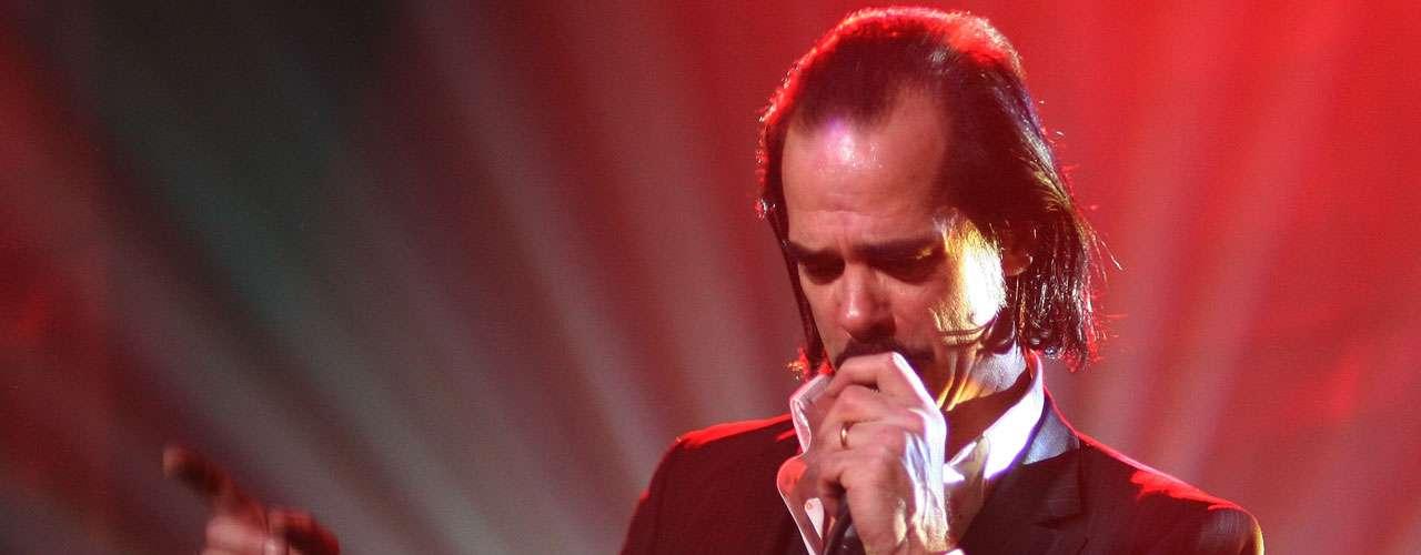 Nick Cave and the Bad Seeds presentará en este escenario los temas de su más reciente material discográfico titulado 'Push The Sky Away'.