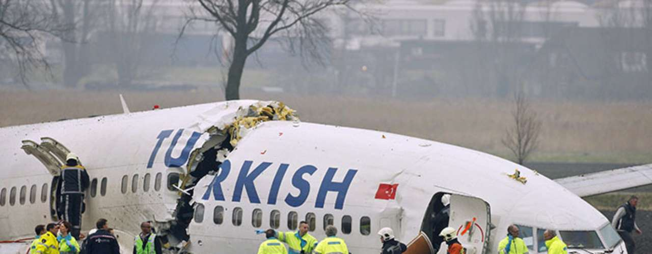 In 7th place of the JACDEC study was Turkish Airlines. The Airline reported 6 lost fuselages and 188 deaths.