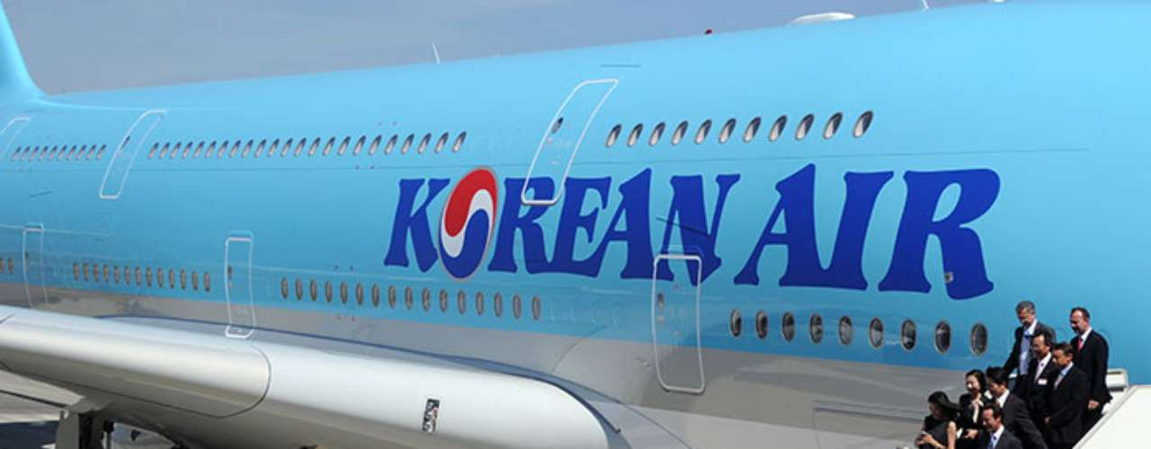 In fifth place is Korean Air. The South Korean business had 9 lost fuselages and 687 deaths.