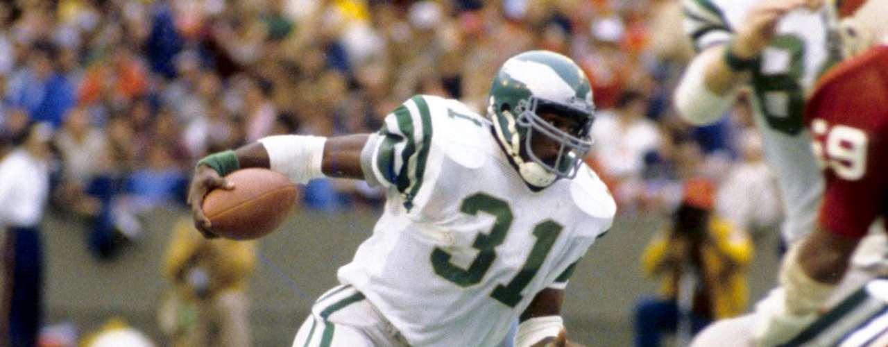 Wilbert y Cle Montgomery. Wilbert fue jugador de las Águilas de Filadelfia en el SBXV y su hermano Cle con los Raiders de Los Ángeles en el SBXVIII.