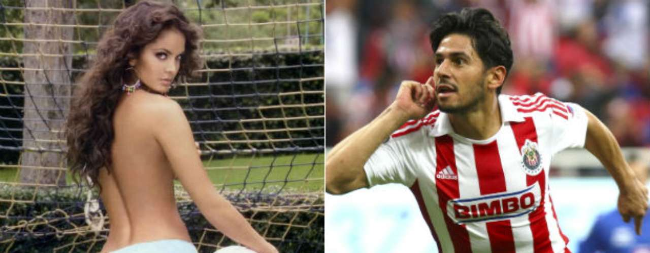 Television reporter, Marisol Gonzalez, ended her relationship with boxer Saul Alvarez and began a relationship with Chivas striker, Rafael Marquez Lugo.