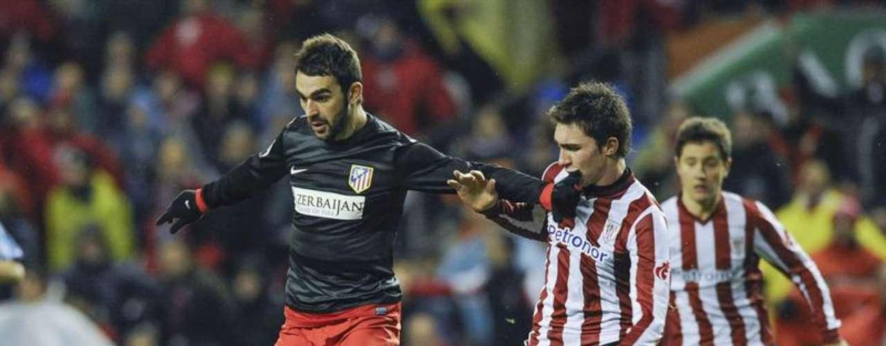 Athletic de Bilbao - Atlético de Madrid, jornada 21 de la Liga BBVA