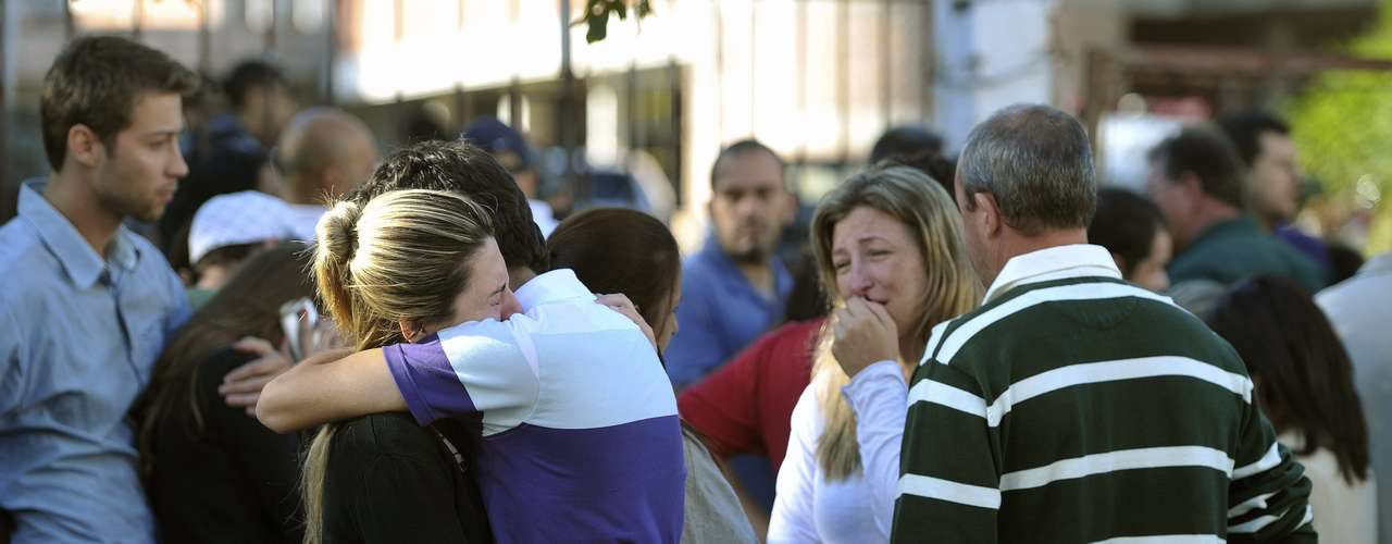 Le doy mis más sentidas condolencias a todas las familias de las víctimas de Santa María \
