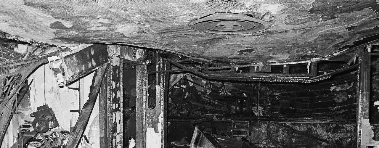 28 de mayo de 1977 - Mueren 164 personas en el incendio del cabaret \