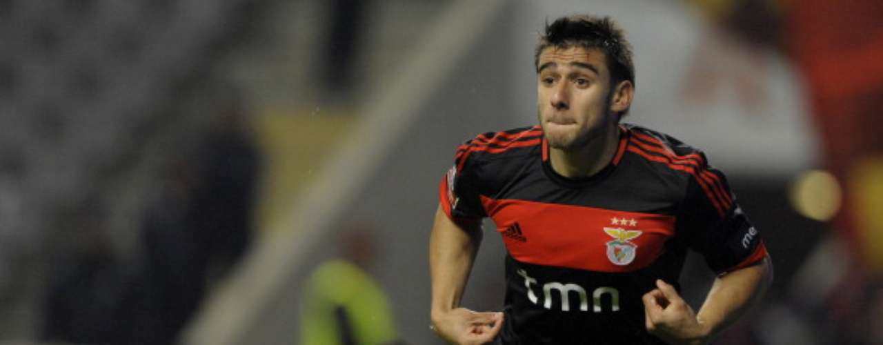 Benfica se impone 2-1 en su visita ante Braga y mantiene el iderato del futbol portugués