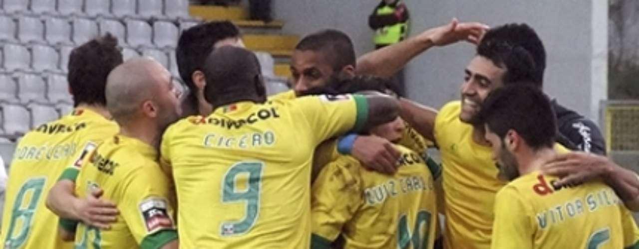 Pacos Ferreira golea a domicilio 5-0 a Moreirense