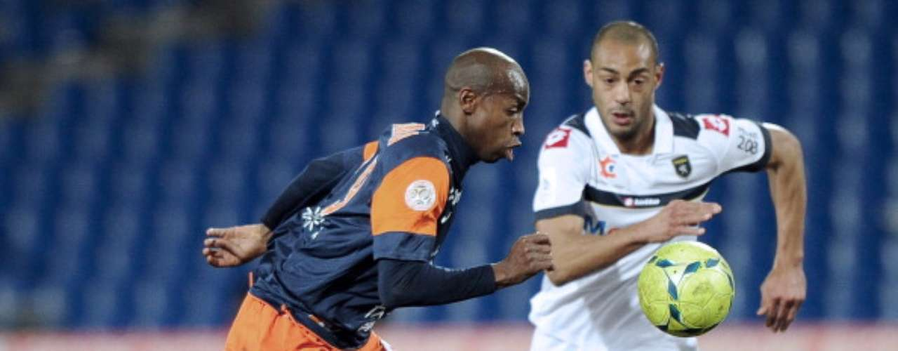 Montpellier derrotó 2-0 a Sochaux.