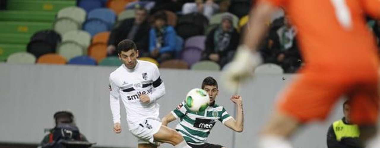 Sponting Lisboa no puede con Vitória Guimaraes y termina igualando a uno en su propia casa