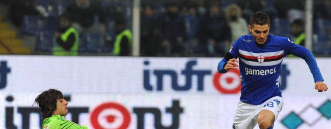 Con cuatro goles del argentino Mauro Icardi, laSampdoria despedazó con un 6-0 al Pescara.