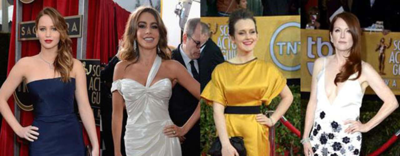On the SAG Awards red carpet, we saw it all: The good, the bad and the ugly. Take a look at the ladies that wowed us and the ones that made us cringe at the Screen Actors Guild Awards.