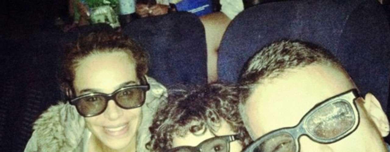 Maluma comenzó a cantar en las reuniones familiares temas de Andrés Cepeda y Diego Torres.