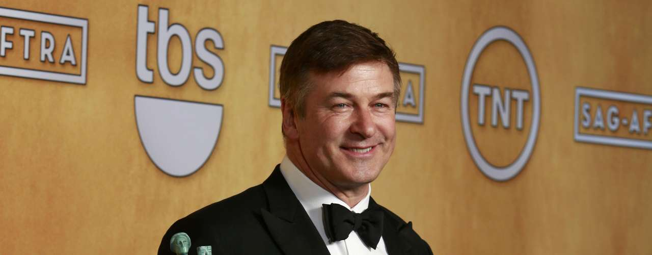 Mejor actor en serie de comedia: Alec Baldwin - 30 Rock