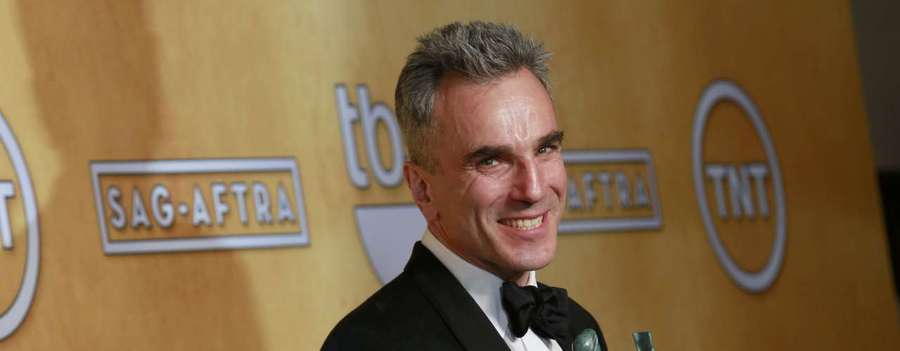 Mejor Actor: Daniel Day-Lewis - Lincoln