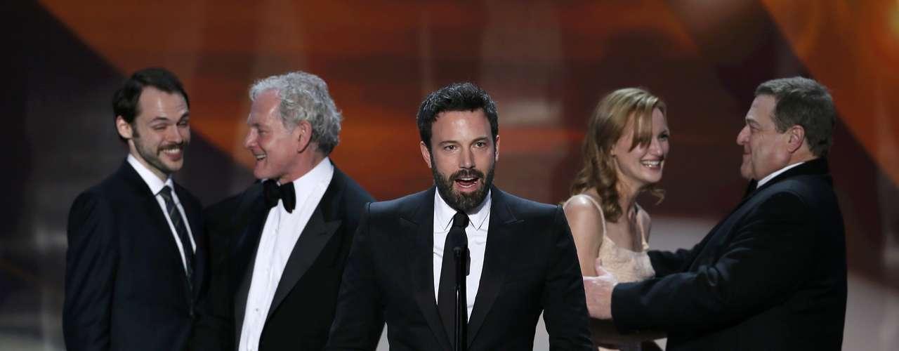 Ben Affleck habla en nombre de todos los actores de \