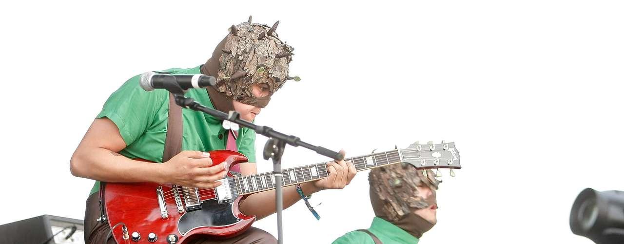 Para 2008, Austin TV se encargó de llevar su música. En ese entonces la agrupación había lanzado su álbum 'Fontana la Bella'.