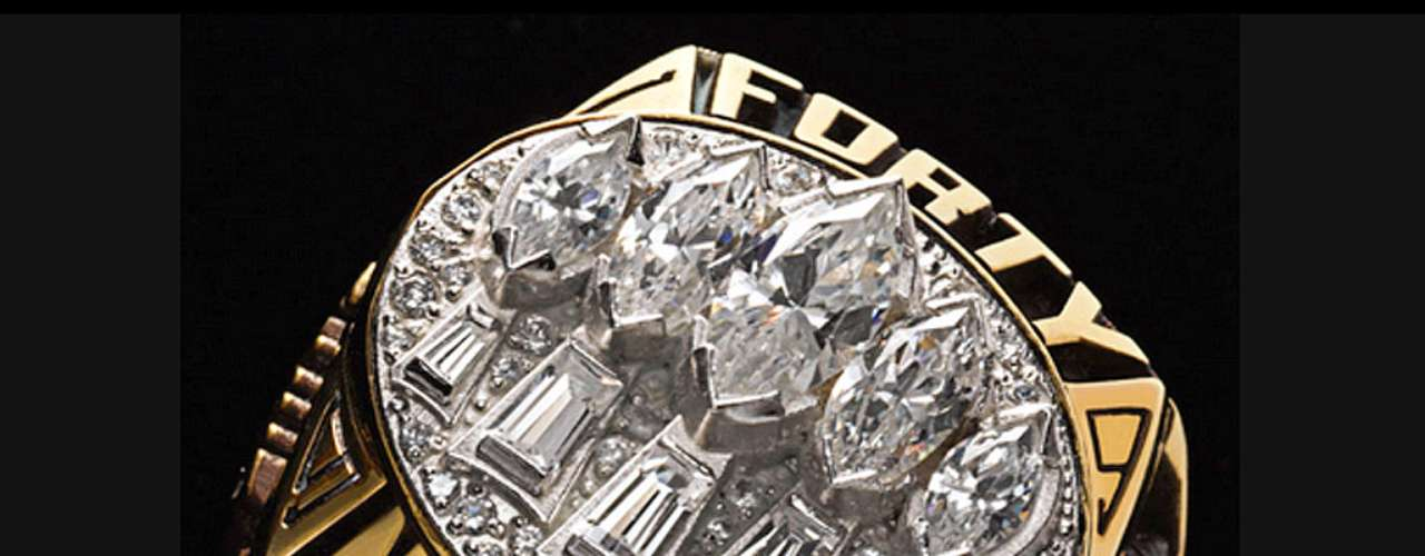 A Look At All The Championship Super Bowl Rings