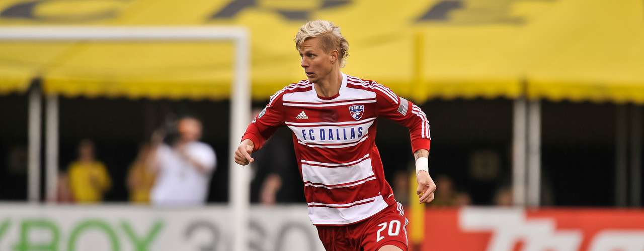 US international Brek Shea joined EPL's Stoke City from FC Dallas for $US 4 million.