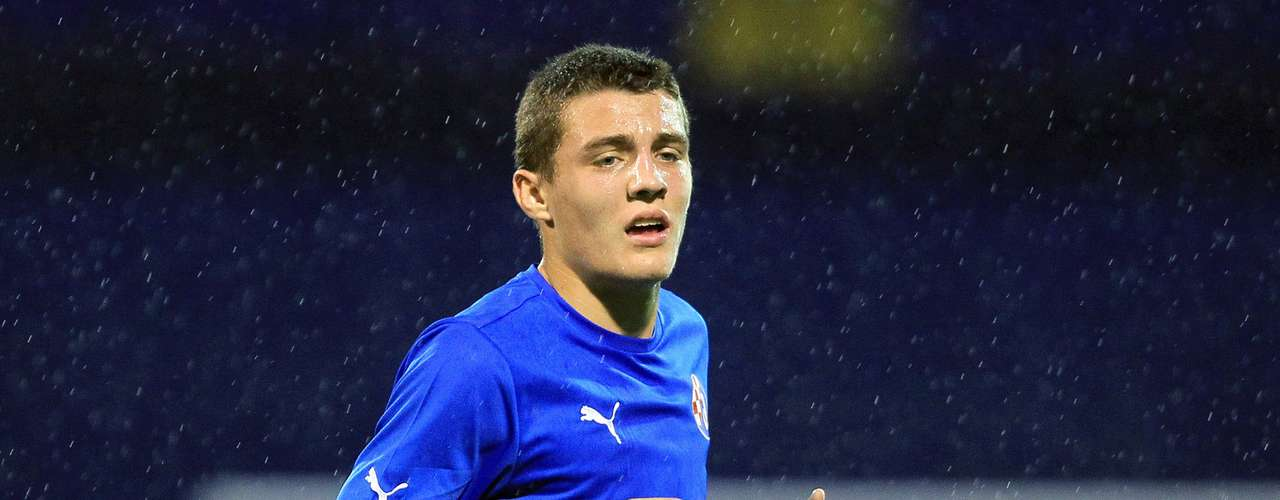 Inter Milan signed 18-year old Croatian Mateo Kovacic from Dinamo Zagreb for $US15.3 million.
