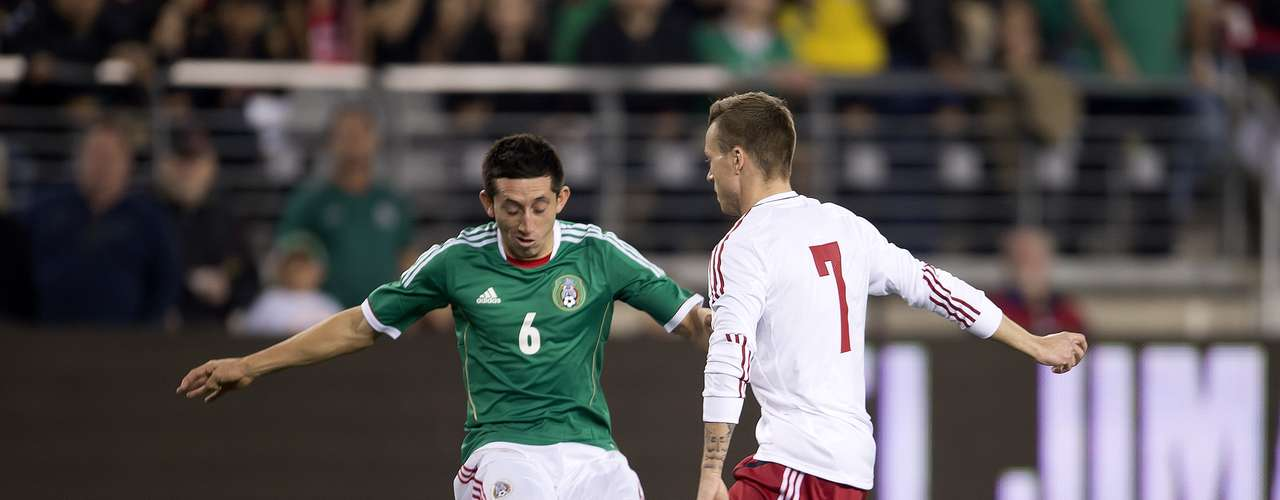 Hector Herrera and Jacobsen.