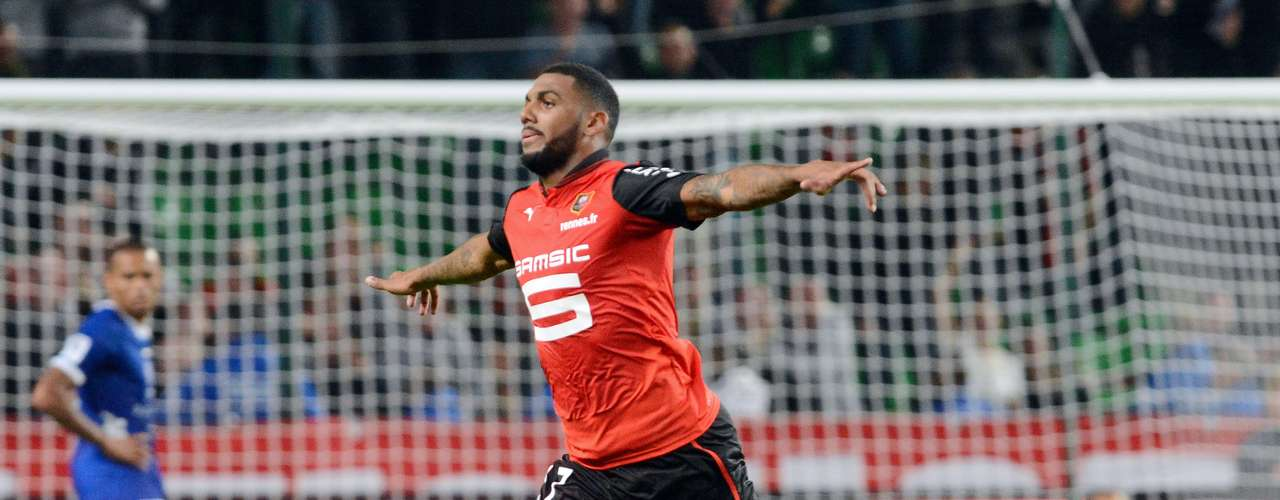 Yann M'Vila is moving from France's Stade Rennais to Russia's Rubin Kazan for $US17 million.