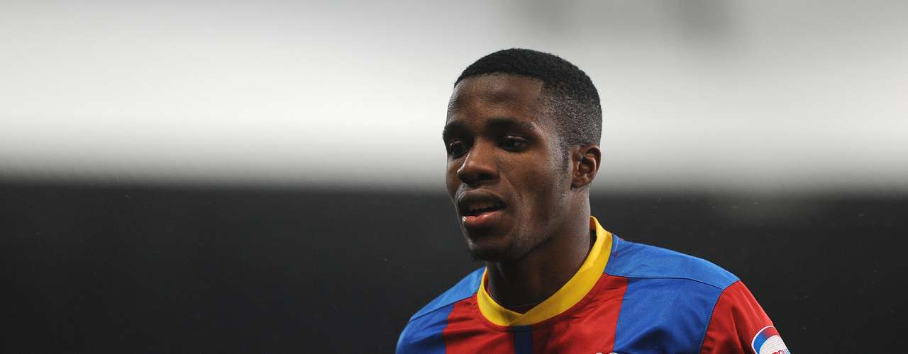 Wilfred Zaha: The young striker has been acquired by Manchester United for $US17 million but the 'Red Devils' allowed him to stay with his current club until the end of the season. He will go to Old Trafford in July.