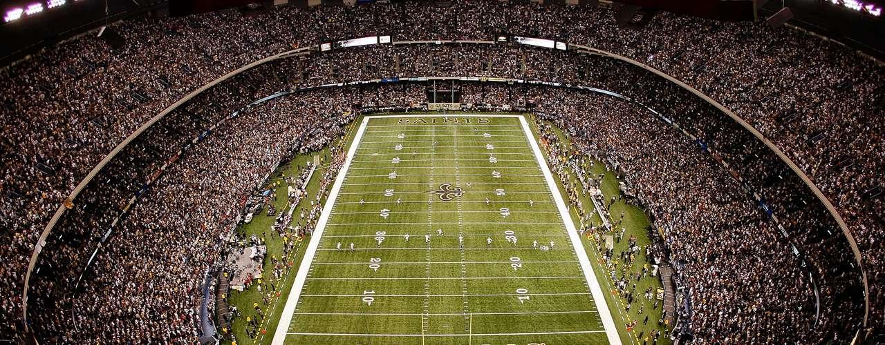 Además, el evento generó mucha expectativa entre los habitantes de Nueva Orleans aficionados al fútbol americano, quienes asistieron masivamente al Superdome.