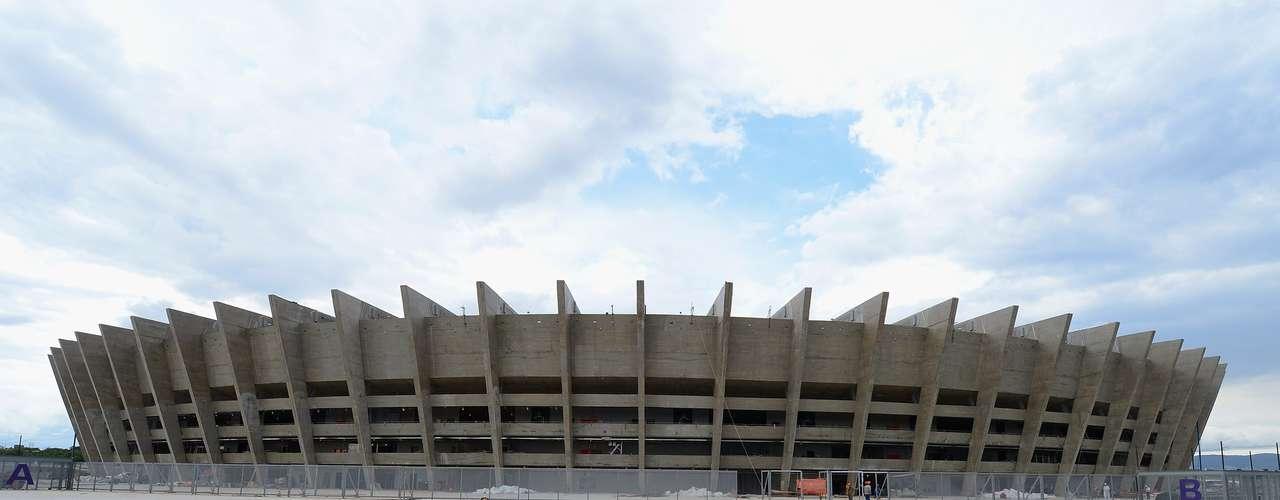 El Estadio Mineirao recibirá los encuentros México vs Japón y Tahití ante el campeón de Africa.