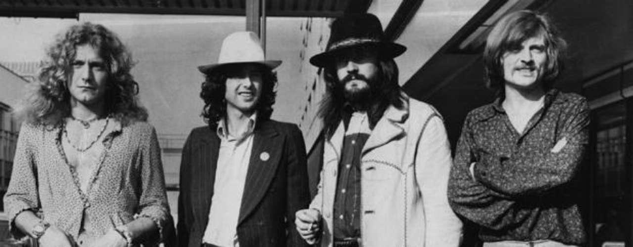La banda que tripuló Robert Plant ha vendido más de 300 millones de discos y se consagró en los años 70.