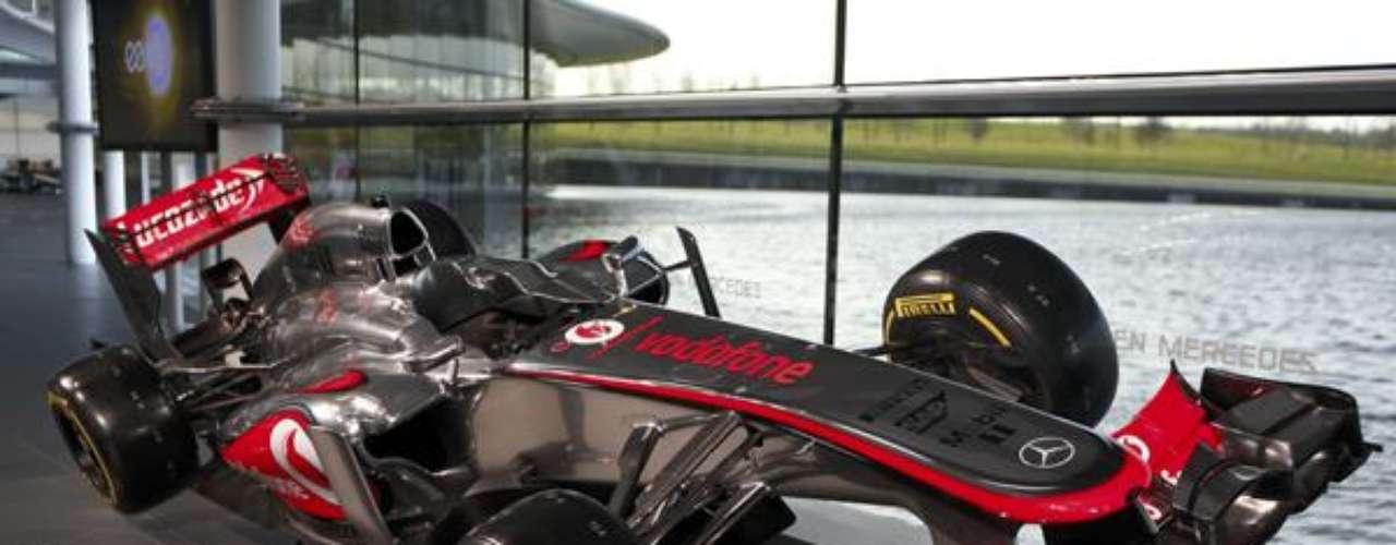 Foto McLaren MP4-28