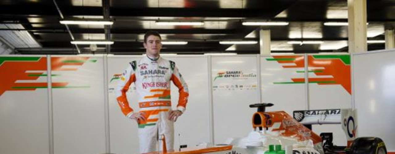 Foto Force India Mercedes-Benz VJM06