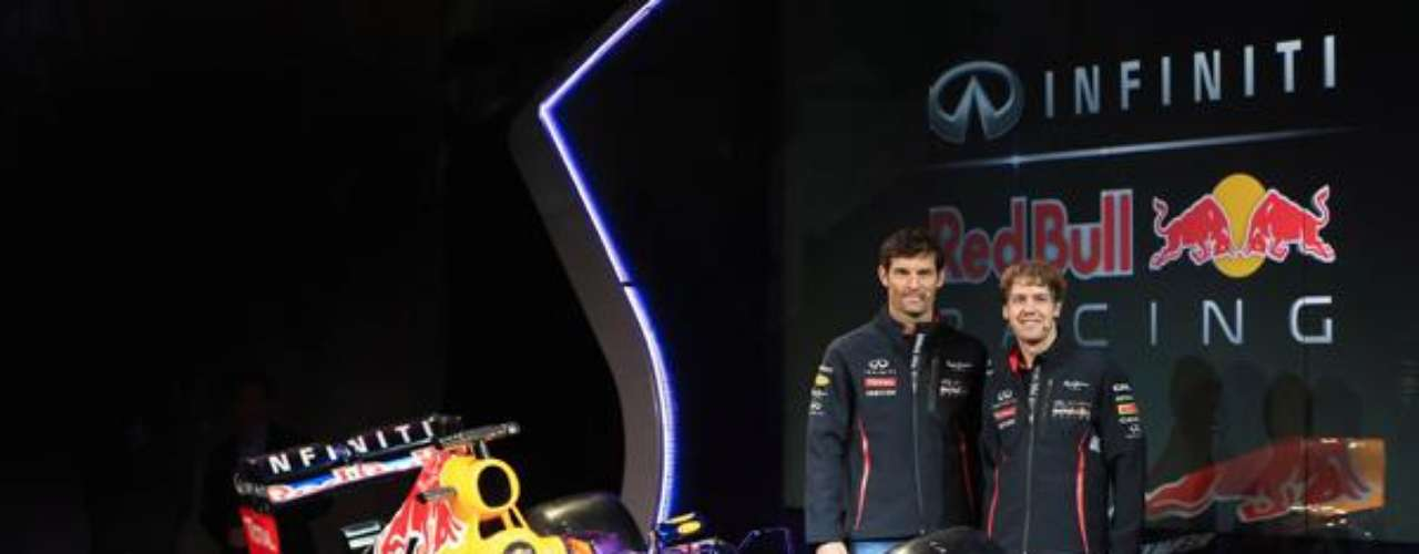 Foto Red Bull RB9