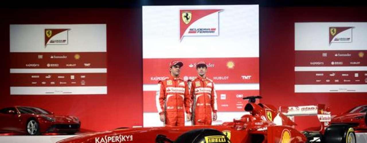 Foto Ferrari F138