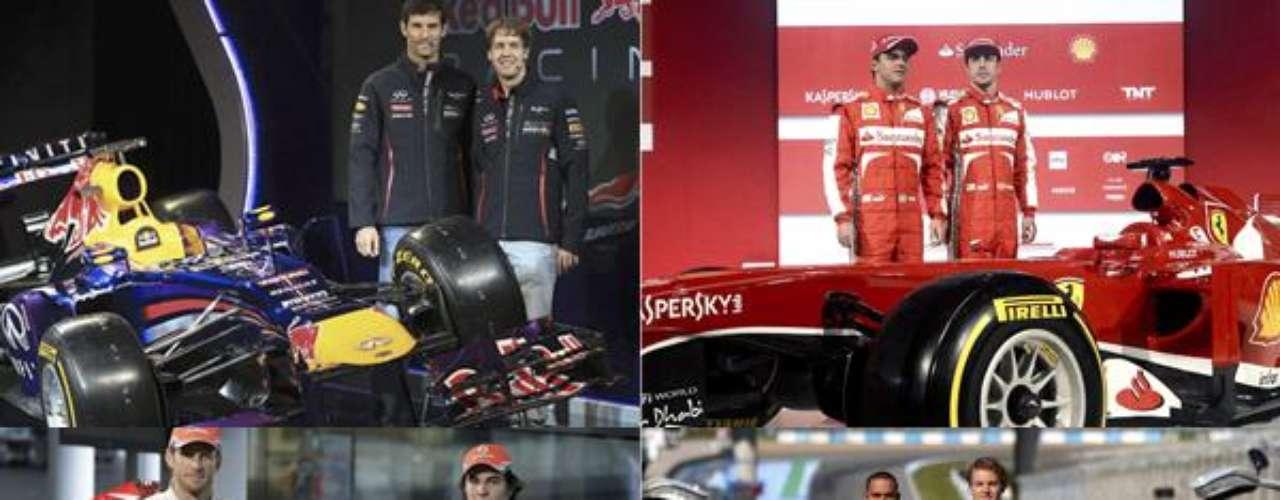 Foto Formula 1 2013