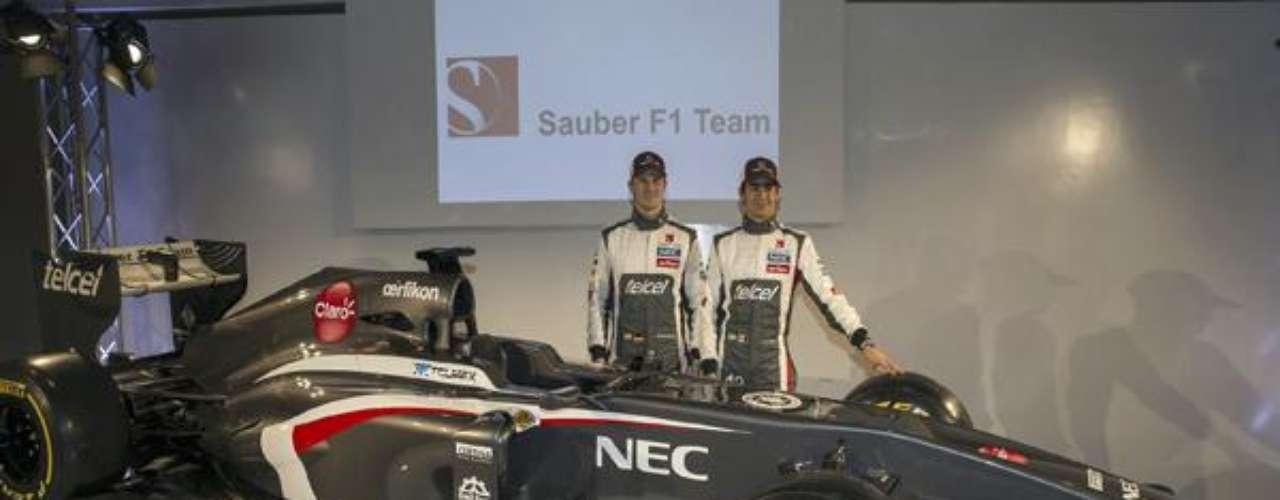 Foto Sauber Ferrari C32